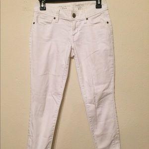 White 'The Limited Denim' skinny leg jeans